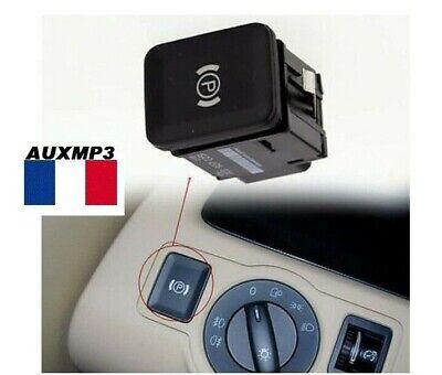 Interruptor botón para freno de mano compatible con 3C0927225B//C para VW Passat