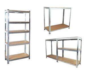 5-Tier-Garage-Shelving-Racking-Unit-Storage-Racks-Heavy-Duty-Steel-Shelf-Bays