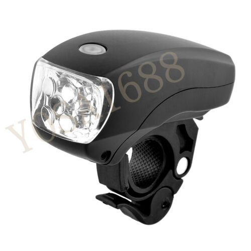 Cycling Bike Bicycle 5 LED Front Torch Headlight Super Bright high power torch