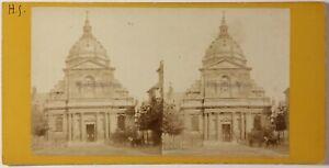 Cappella-Da-La-Sorbonne-Parigi-Foto-Stereo-PL46L3n-Vintage-Albumina-c1870