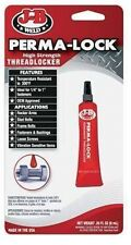 JBW27106 J-B Perma-Lock 6ml Red Threadlocker JB WELD THREADLOCKER