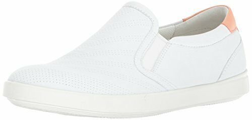 ECCO Womens Aimee Perforated Slip on Fashion Sneaker- Pick SZ/Color.