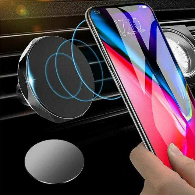 SUPPORTO PORTA TELEFONO CELLULARE SMARTPHONE MAGNETICO PER AUTO UNIVERSALE GPS