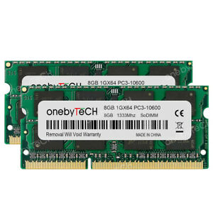 16-GB-2x8GB-DDR3-1333-PC3-10600-240Pin-Laptop-Notebook-CL9-1-5-V-Sodimm-Memoria-Ram