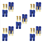 Conector-Gold-xt30-xt60-xt60u-xt60l-xt90-xt90s-ec2-ec3-ec5-ec8-T-Dean-MPX-HXT-TRX miniatura 6
