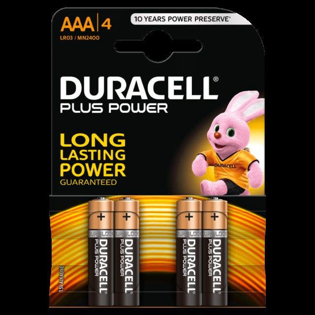 Duracell Batterie Ministilo Long Lasting Power 4pz
