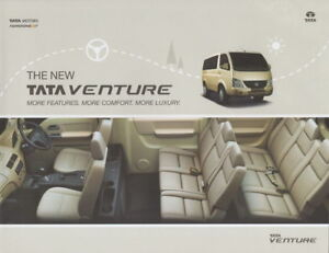 Tata-Venture-minibus-made-in-India-2014-Prospekt-Brochure