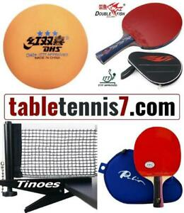 +%+%+ SALE!  PREMIUM QUALITY PING PONG Rackets, Balls and Nets +%+%+ Ontario Preview