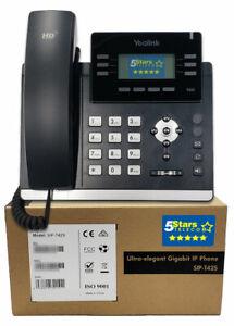 Yealink SIP-T42S Gigabit HD IP Phone - Brand New, 1 Year Warranty