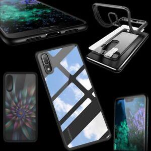 Appris Original Rock Coque Case Pour Huawei P20 Pro Cover De Protection Sac Housse Noir-afficher Le Titre D'origine