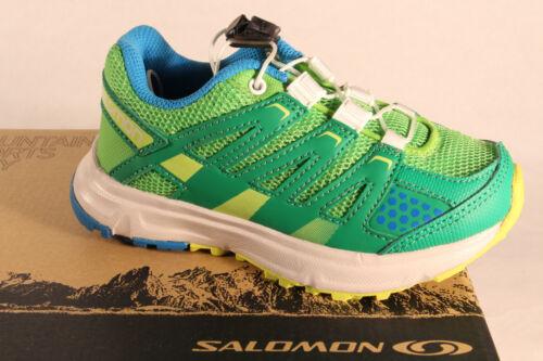 Salomon Scarpe Sportive Scarpe da corsa XR Mission verde NUOVO!