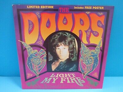 THE DOORS LIGHT MY FIRE VINYL 12