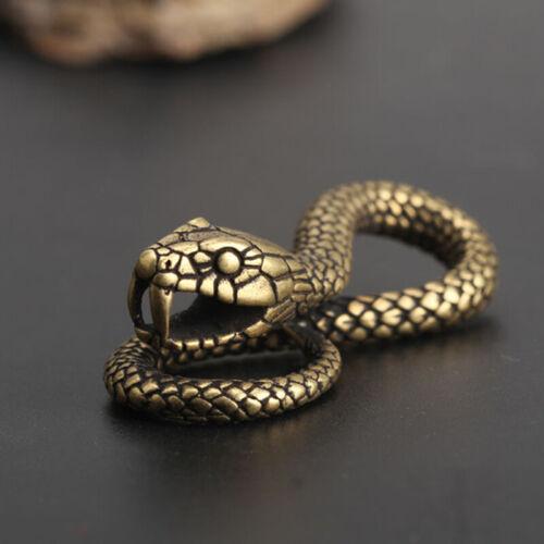 Schlangen-Verzierung Handwerk Startseite Schreibtisch Schlüsselbund Dekor