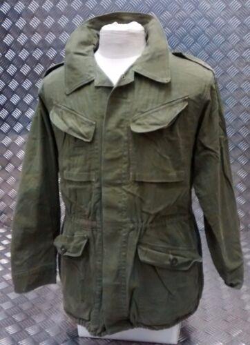 Genuine Vintage Military Combat Jacket 1980`s Distressed Look Unique Look 60`s