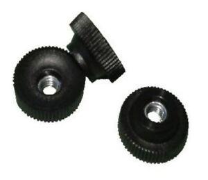 Kunststoff mit Stahlgewinde verzinkt 10 Stück 0.40€//1Stk M6 Rändelmutter