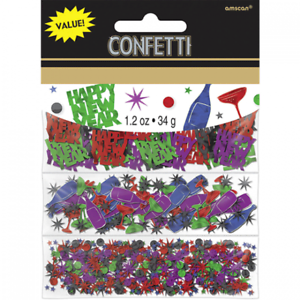 NEW-YEAR-CONFETTI-FOR-NEW-YEAR-039-S-EVE-PARTY-SUPPLIES-TABLE-DECORATIONS-1-2oz-34g