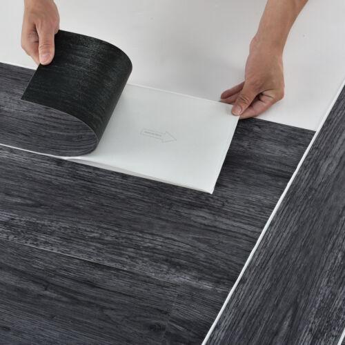 neu.holz ca 4m² Vinyl Laminat Selbstklebend Eiche Dielen Planke Vinylboden