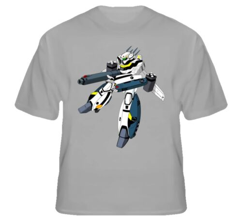 Robotech Skull One Anime T shirt