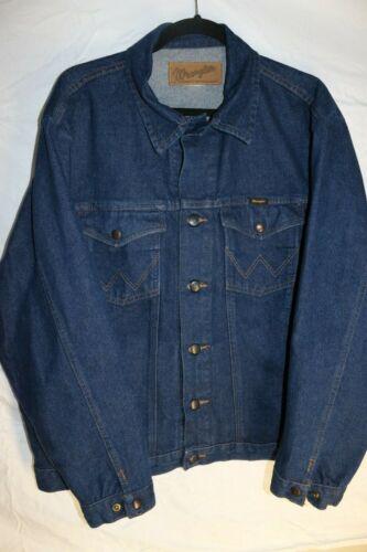 Vintage 90s Wrangler Jean Jacket