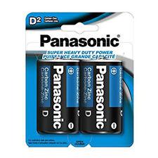 960x Panasonic Size D Batteries Super Heavy Duty Zinc Carbon Fresh Wholesale USA