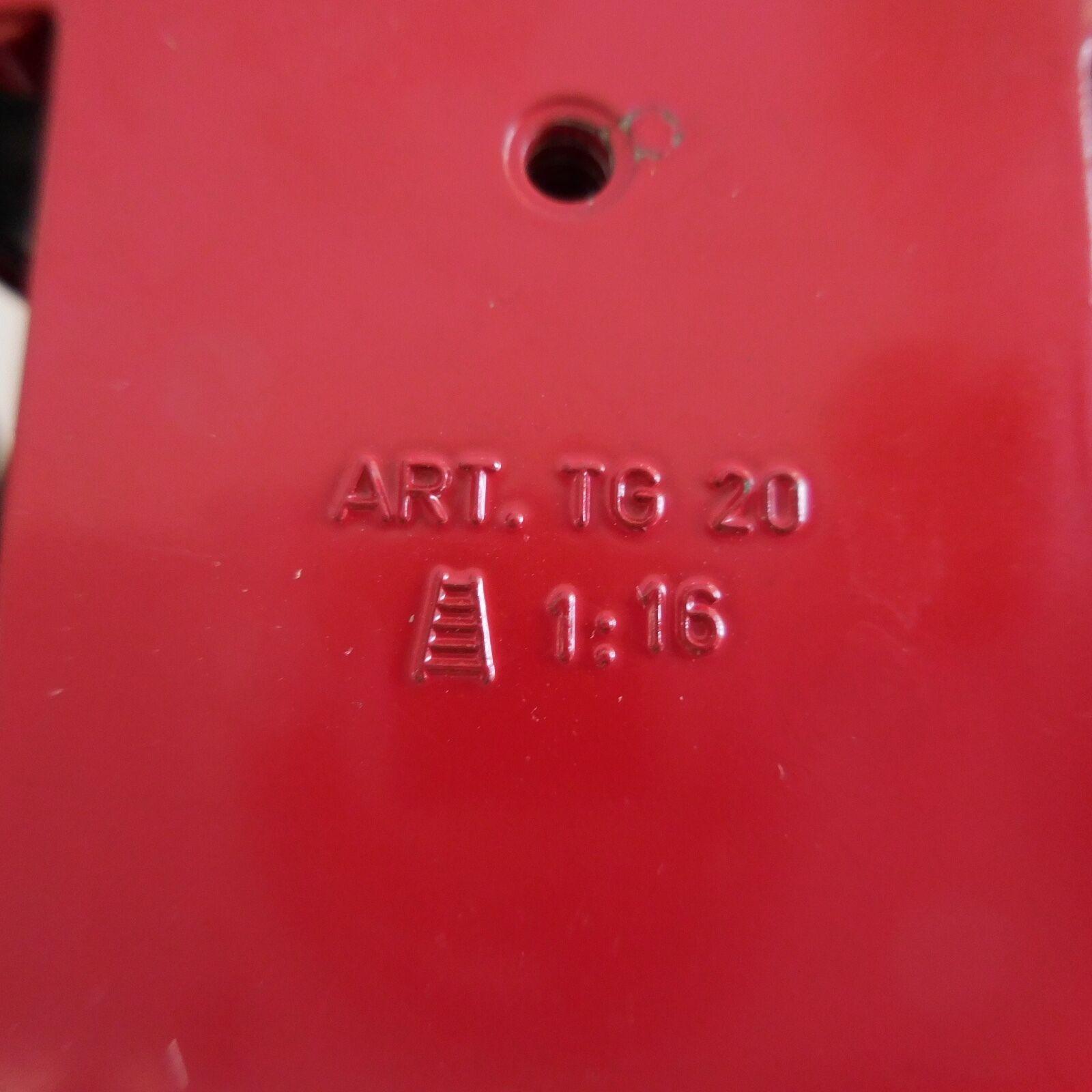 MASERATI 250 F. POLISTIL TONKA TONKA TONKA made in ITALY eb21a8