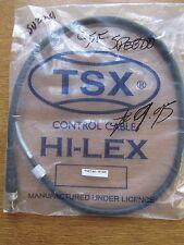SUZUKI GSF MOTORCYCLE TSX HI-LEX SPEEDO CABLE NEW P/N: 457420