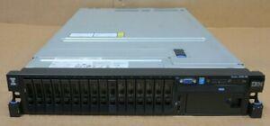 "IBM System x3650 M4 7915-AC1 2x 6C E5-2640 32GB Ram 8x 2.5"" HDD Bay 2U Server"