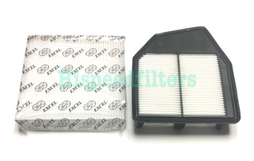 COMBO SET ENGINE/&CABIN AIR FILTER For ACCORD 2008-2012 2.4L 4CYL US Seller