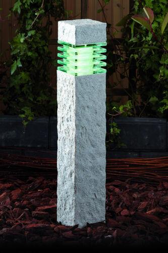Gardenlights éclairage de jardin 12 volt titan stein effet LED 3w Chaud-Blanc