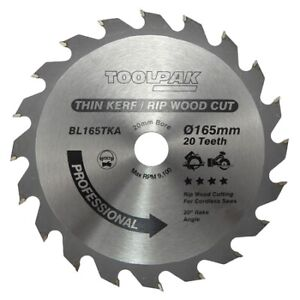 Toolpak-Thin-Kerf-Cordless-TCT-Circular-Saw-Blades-Various-Sizes