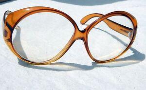 Eyeglass Frames Made In Austria : Vintage Amber Celluloid Oversized Fashion Eyeglasses ...
