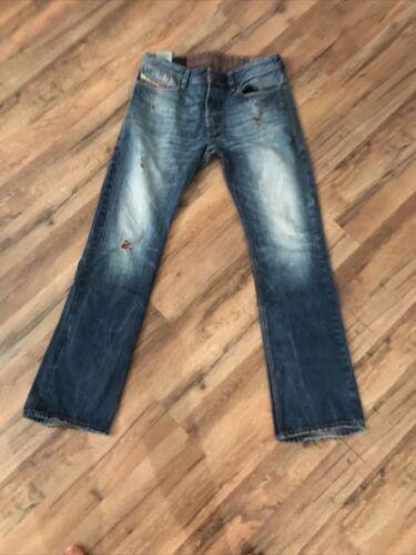 Diesel Men's Jeans 29 Blue