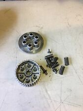 1970 Suzuki T500 MKZ Clutch Inner And Outer Pressure Plates And Springs/ Bolts