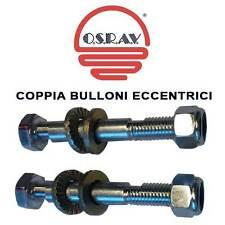 COPPIA BULLONI ECCENTRICI AMMORTIZZATORI FIAT PANDA 4X4 RIALZATA (141A) 86->03