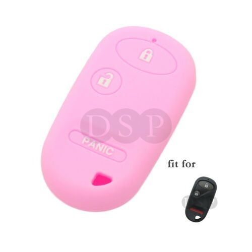 Silicone Cover fit for HONDA Civic Element Insight Remote Key 2+1 BTN CV2208PK