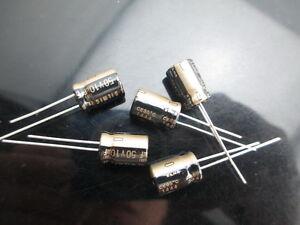 Japon 10PCS Elna RFS Silmic II 10uf 50 V 10mfd soie AUDIO condensateur nouveau À faire soi-même HiFi