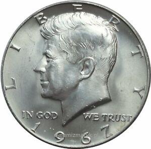 1967-Kennedy-Half-Dollar-Gem-BU-40-Silver-Choose-How-Many