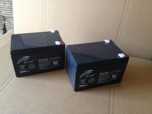 2 x IBM UPS1000TLV Batteries