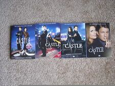 CASTLE TV SHOW FIRST FOUR SEASONS