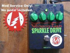 Voodoo Lab Sparkle Drive Overdrive Guitar Effect Pedal