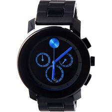 Movado Men's Bold Watch Swiss quartz K1 Crystal 3600101