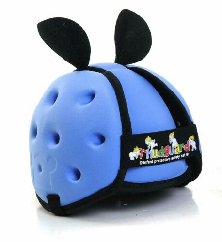 Thudguard Baby Protective Safety Helmet for Toddlers Learning to Walk Blue