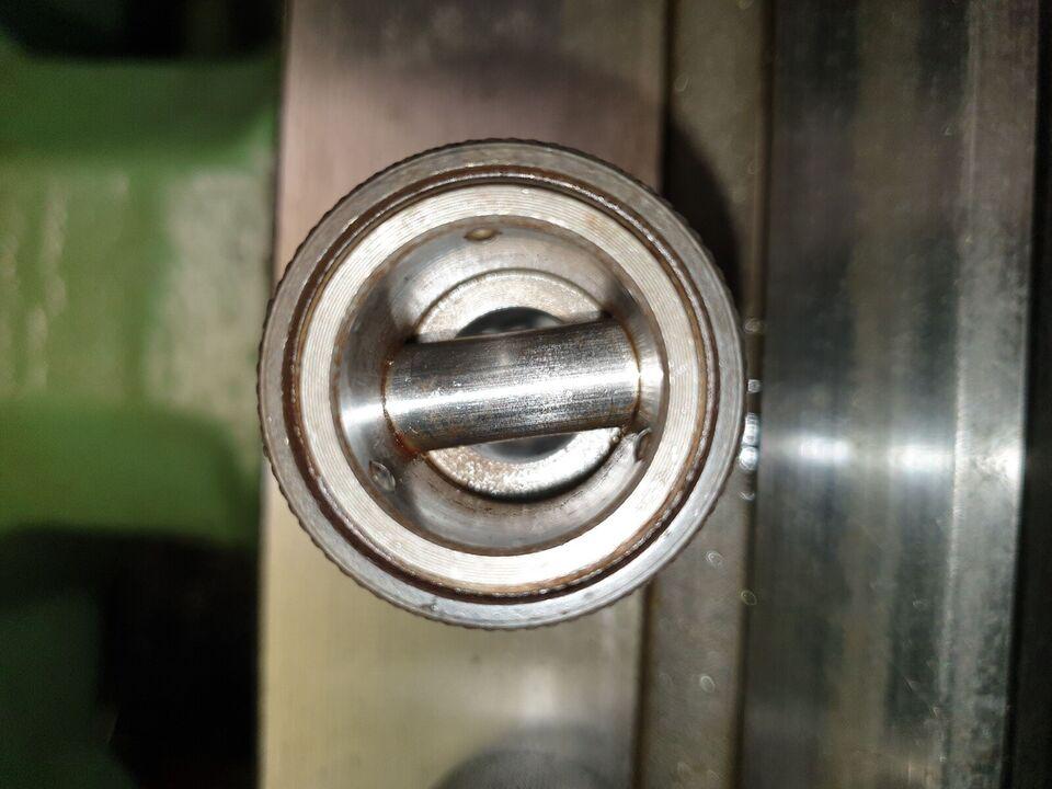 Hoveder for gevind værktøj, S.P.V C-12
