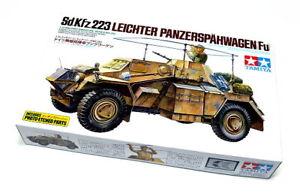 Tamiya-Military-Model-1-35-Sd-Kfz-223-LEICHTER-Scale-Hobby-35268