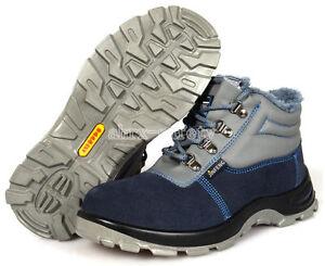 6af659634948 Thermal Breathable Men's Leather Safety Shoes Insulation 6KV Ankle ...
