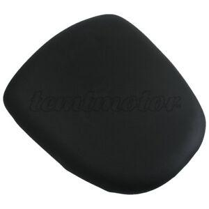 New-Black-Rear-Pillion-Passenger-Seat-Cushion-For-Suzuki-Hayabusa-GSX1300R-99-07