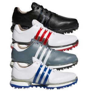 Adidas-2018-Tour-360-Boost-2-0-Hombres-Zapatos-Golf-Seleccionar-Color-y-Talla