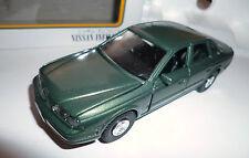 Nissan Infinity Q45 q 45 in grün green metallic, Yonezawa Diapet in 1:40 boxed!