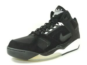 Nike-Air-Flight-Lite-Low-318644-002-Basketball-Sneakers-Mens-Shoes-Leather-Rare