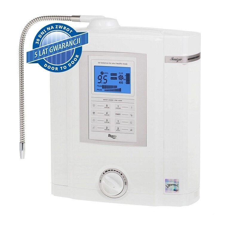 Water Ionizer biontech BTM-505N 2018-Garantie 5 ans